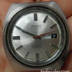 Relojes de pulsera: RELOJ EXACTUS 8980,AUTOMATIC,25 JEWELS,INCABLOC. Lote 266707318