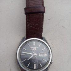 Relojes de pulsera: RELOJ SEIKO AUTOMÁTICO AÑOS 70-80. TIENE CRISTAL RAYLADO. Lote 264308696