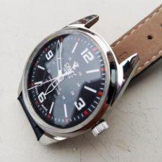 Relógios de pulso: RELOJ MECÁNICO DE CUERDA CAMY AÑOS 70-80 SWISS. Lote 267355954