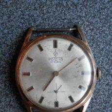 Relojes de pulsera: RELOJ POTENS CARGA MANUAL 33,5 MILÍMETROS EN FUNCIONAMIENTO - SWISS -. Lote 267414534