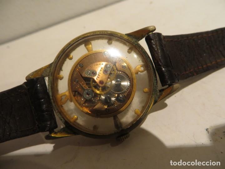 Relojes de pulsera: RARO RELOJ FESTINA TIPO ESQUELETO MAQUINARIA VISTA EN BUEN ESTADO Y FUNCIONAMIENTO. - Foto 6 - 267519484