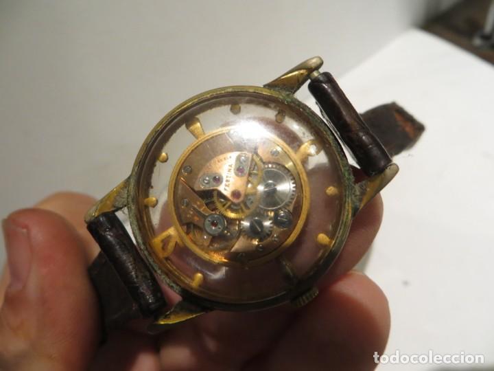 Relojes de pulsera: RARO RELOJ FESTINA TIPO ESQUELETO MAQUINARIA VISTA EN BUEN ESTADO Y FUNCIONAMIENTO. - Foto 7 - 267519484