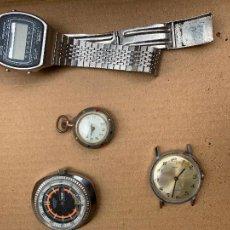 Montres-bracelets: LOTE DE RELOJES PARA REPARAR, IDEALES PARA RECAMBIO O REPARACIONES. Lote 267573889
