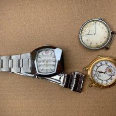 Montres-bracelets: LOTE DE RELOJES PARA REPARAR, IDEALES PARA RECAMBIO O REPARACIONES. Lote 267575274