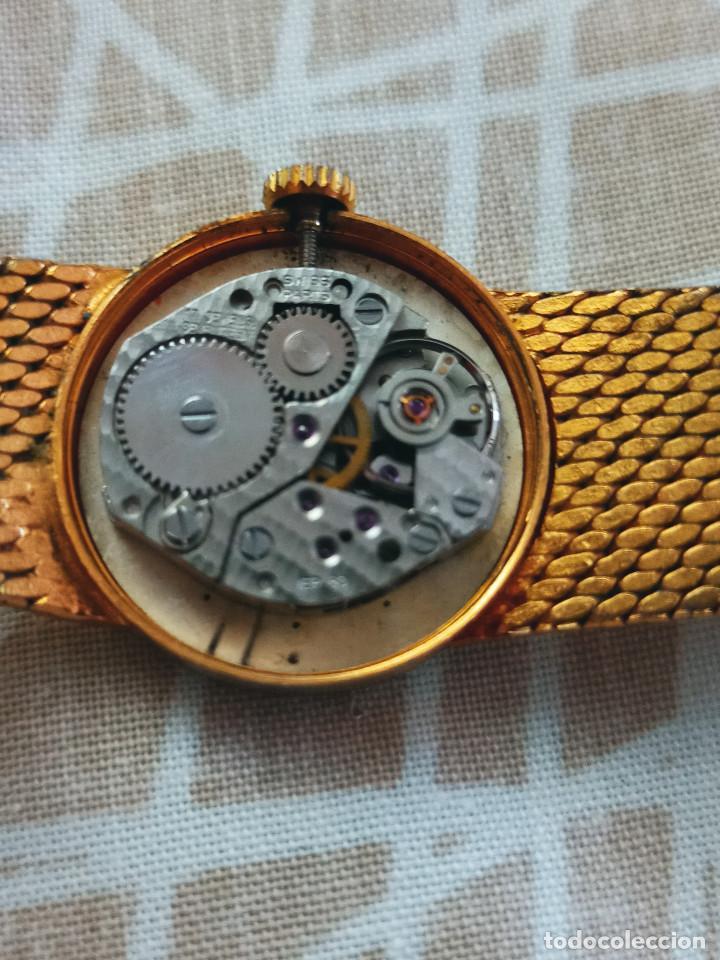 Relojes de pulsera: RELOJ DE PULSERA DE SEÑORA. FUNCIONANDO. ELEGANTE. 23 CTMS. MANUAL A CUERDA. FOTOS. - Foto 2 - 267720679