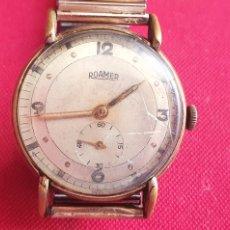 Montres-bracelets: RELOJ ROAMER FUNCIONA .MIDE 33.7 MM DIAMETRO. Lote 267751629