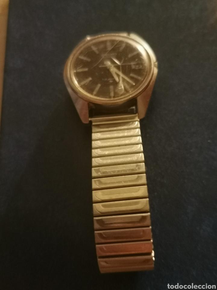 RELOJ DE CABALLERO MARCA SEIKO FUNCIONANDO (Relojes - Pulsera Carga Manual)