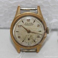 Relojes de pulsera: RELOJ DE PULSERA FLICA ANCRE 15 RUBIS ANTIMAGNETIC SUIZO. Lote 268582459