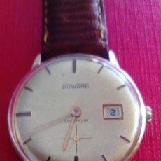 Relojes de pulsera: RELOJ DUWARD CALENDAR. Lote 268615499