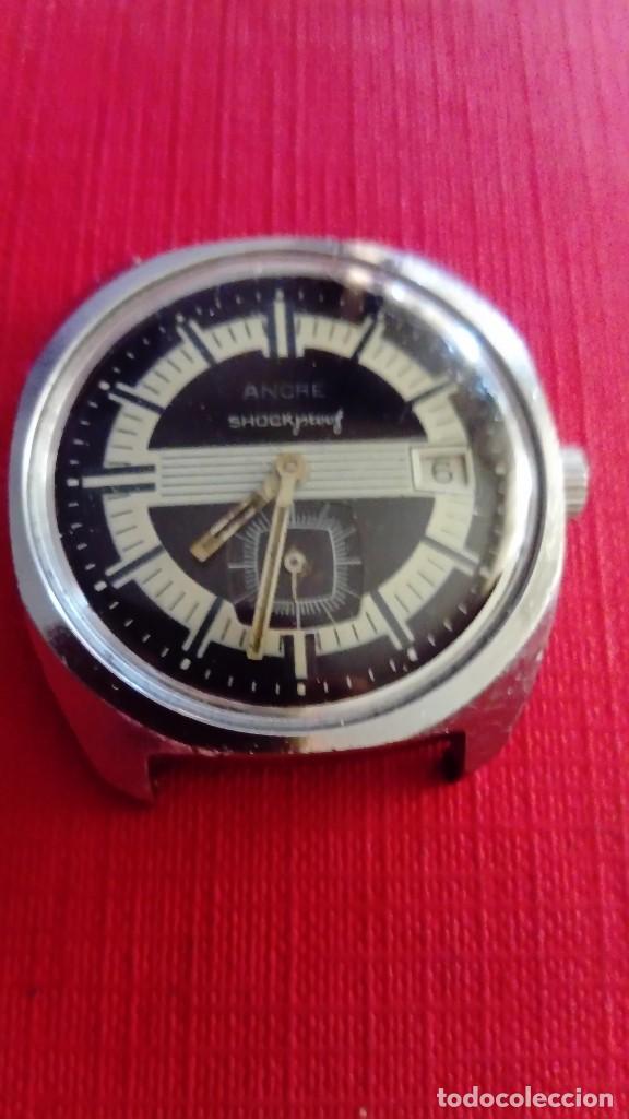 INTERESANTE RELOJ ANCRE (Relojes - Pulsera Carga Manual)