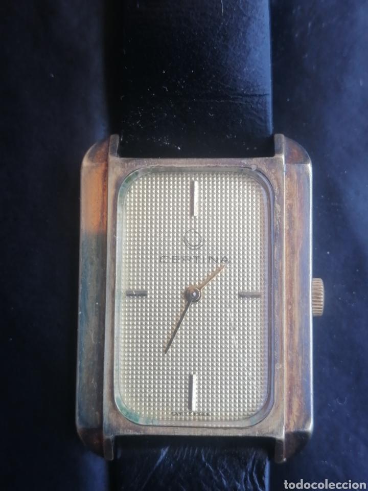 Relojes de pulsera: Reloj certina - Foto 2 - 268832059