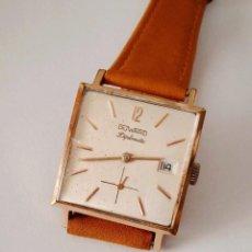Relojes de pulsera: RELOJ DUWARD DIPLOMATIC CARGA MANUAL 17 RUBIS.. Lote 268892709