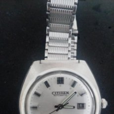 Relojes de pulsera: RELOJ DE PULSERA CITIZEN AUTOMATIC PARA HOMBRE. Lote 268993159