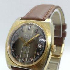 Relojes de pulsera: RELOJ DE CUERDA FESA - SPECIAL - (FE 233-68) - 17 JOYAS - 37 MM. Lote 269002194