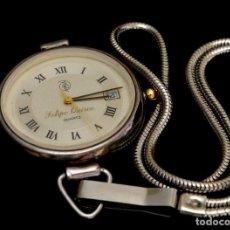 Relojes de pulsera: CURIOSO RELOJ DE BOLSILLO RODRÍGO DIEZ PERSONALIZADO. Lote 269004259
