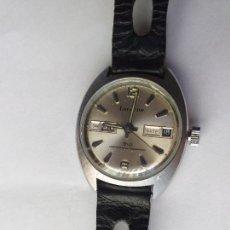 Relógios de pulso: ANTIGUO RELOJ SUIZO A CUERDA MARCA LLUCERNE - NO FUNCIONA - PARA REPARAR. Lote 269101543