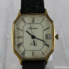 Relojes de pulsera: RELOJ DE PULSERA MORTINA QUARTZ FRANCIA. Lote 269227228