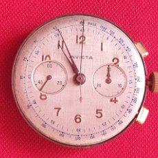 Relojes de pulsera: MAQUINARIA DEL RELOJ INVICTA CHRONOGRAPH 17 JEWELS FUNCIONA.MIDE 35.3 MM DIAMETRO. Lote 269373453