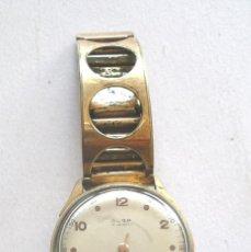 Relojes de pulsera: OLOR RELOJ PULSERA, FALTA CORONA, VOLANTE EN BUEN ESTADO. MED. 35 MM. Lote 269574613