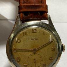 Relojes de pulsera: RELOJ TORMAS CARGA MANUAL MODELO ANTIGUO AÑOS 60 MAQUINARIA 1130. Lote 269635108