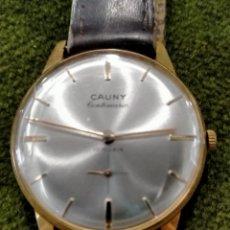 Relojes de pulsera: RELOJ CAUNY CENTENARIO REF-548. Lote 269812868