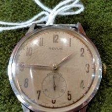 Relojes de pulsera: RELOJ TIPO MILITAR CYRUS REVUE REF-207. Lote 269813323