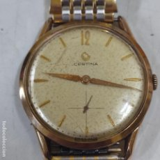 Relojes de pulsera: RELOJ DE PULSERA CERTINA (3581/21). Lote 269823328