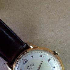 Relojes de pulsera: RELOJ VOGA FUNCIONANDO.. Lote 269850633