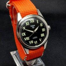 Relógios de pulso: RELOJ VINTAGE - MARCA HMT - MILITAR- LUMEN EN INDICES Y AGUJAS -. Lote 116545343