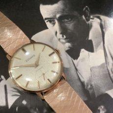 Relojes de pulsera: RELOJ DUWARD 3055 ¡¡ MECÁNICO 17 RUBIS !! SWISS MADE (VER FOTOS). Lote 270959883