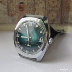 Relojes de pulsera: RELOJ VINTAGE CUERDA MANUAL 1970. Lote 270999468