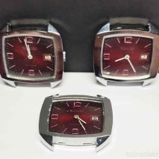 Relojes de pulsera: LOTE 3 RELOJES THERMIDOR, DE CUERDA, VINTAGE, C1970 NOS. Lote 271374158