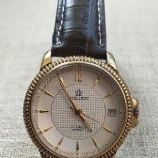 Relojes de pulsera: RELOJ RUSO MARCA POLJOT. 17 JEWELS. DE PULSERA. CABALLERO. VINTAGE. RUSIA.. Lote 272431603