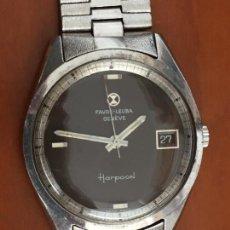 Relojes de pulsera: RELOJ FAVRE LEUBA GENEVE HARPOON FUNCIONANDO!. Lote 272651993
