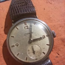 Relógios de pulso: CYMA ASAS FIJAS. Lote 273427668
