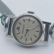 Relojes de pulsera: RELOJ MUJER JAEGER- LECOULTRE CUERDA MANUAL. Lote 274677848