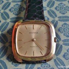 Relojes de pulsera: FESTINA RELOJ DE CUERDA - 34 MM. Lote 274905788