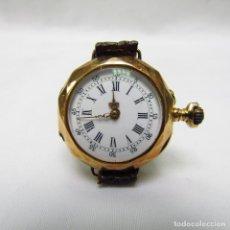 Orologi da polso: BESANÇOR BISONTINE (FRANCIA). RELOJ DE COLGAR-PULSERA, LEPINE Y REMONTOIR. CA. 1900. ORO 18K.. Lote 275028798