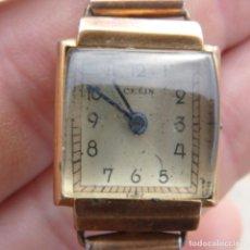 Relojes de pulsera: ANTIGUO RELOJ DE PULSERA CELIN , FALTA CORONA , CORREA MULTIFLEX. Lote 275318493
