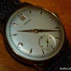 Relojes de pulsera: BELLO RELOJ ENICAR CUERDA MANUAL 17 RUBIS CALIBRE AR1293 SWISS MADE AÑOS 50 CALIDAD. Lote 275336523