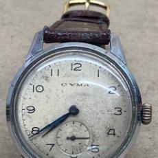 Orologi da polso: RELOJ CYMA CARGA MANUAL. Lote 275543393