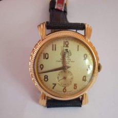 Relojes de pulsera: RELOJ SORAG 15 RUBIS CARGA MANUAL HECHO SWISS.. Lote 273514068