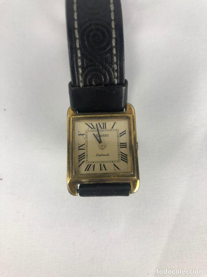 Relojes de pulsera: Reloj de pulsera Duward Diplomatic - Foto 4 - 276801118