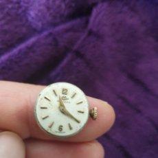 Relojes de pulsera: ANTIGUO MAQUINARIA RELOJ MOVADO DE CUERDA. Lote 276911658
