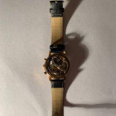 Relojes de pulsera: CRONÓGRAFO BUTEX CRONÓGRAFOSUISSE INCABLOC 17 JEWELS. Lote 277474918