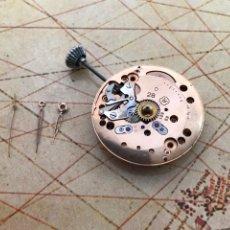 Relojes de pulsera: MAQUINARIA RELOJ DUWARD FHF 28 REF 821. Lote 277580918