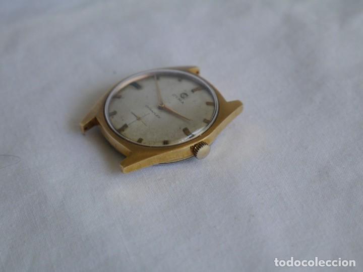 Relojes de pulsera: Reloj de pulsera a cuerda CYMA para reparar - Foto 4 - 277647443