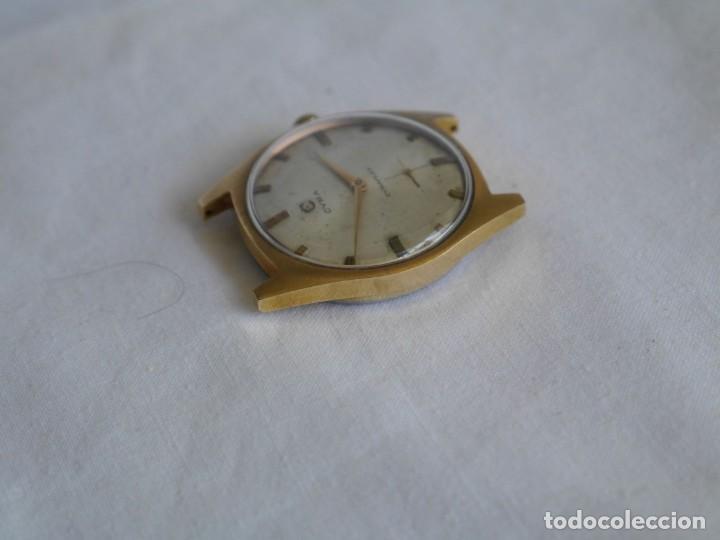 Relojes de pulsera: Reloj de pulsera a cuerda CYMA para reparar - Foto 5 - 277647443