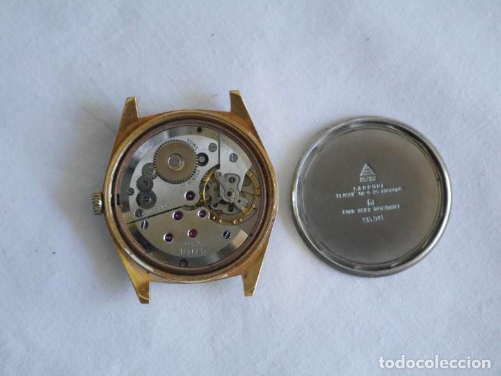 Relojes de pulsera: Reloj de pulsera a cuerda CYMA para reparar - Foto 7 - 277647443