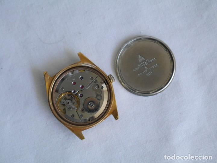 Relojes de pulsera: Reloj de pulsera a cuerda CYMA para reparar - Foto 8 - 277647443